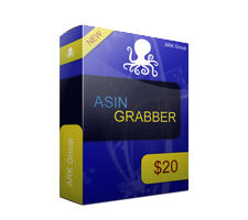 Amazon ASIN Grabber!