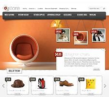 Great ET eStore theme!